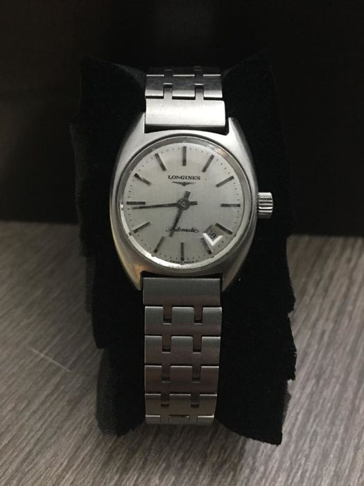 "Longines - Automatic antimagnetic - ""NO RESERVE PRICE""  - 15916207 - Unisex - 1970-1979"