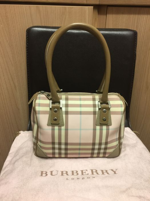 Burberry - Speedy Shopper bag - Catawiki d0a0a818e91a4