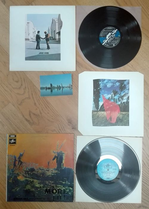 Pink Floyd - Wish You Were Here 1st UK Pressing +
