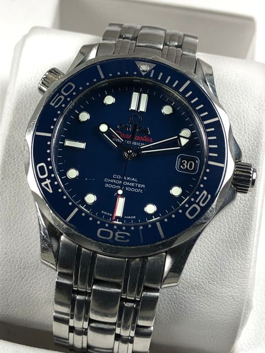 Omega - Seamaster Diver 300 Co-Axial Automatic  - 212.30.36.20.03.00 - Unisex - 2011 - actualidad