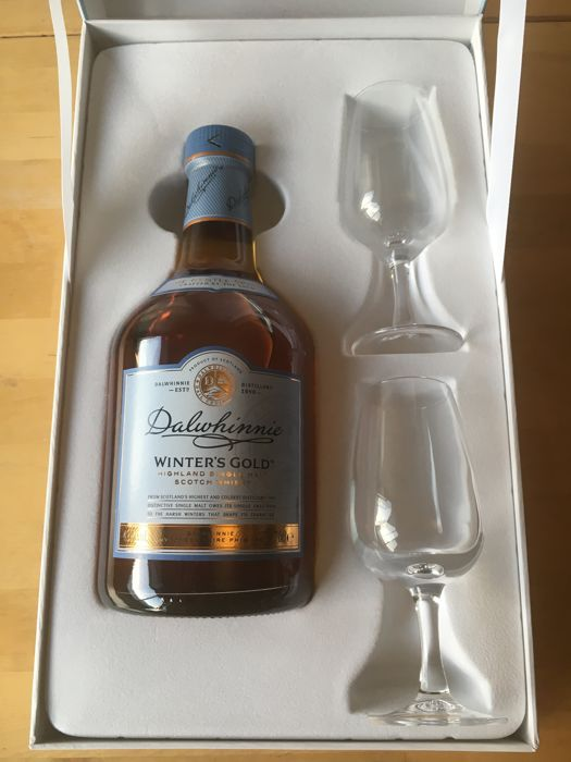 Dalwhinnie Winter's Gold - 0.7 Ltr
