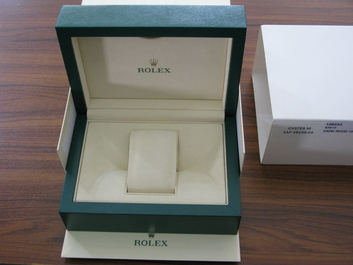 Rolex - Datejust ll and all new model box - 126334 - Heren - 2011-heden