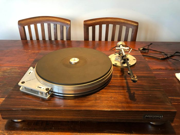 Micro Seiki - BL-91 High End - Turntable - Catawiki