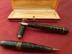 Omas - Fountain pen and mechanical pencil - set of 2