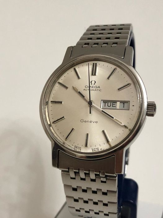 Omega - Geneve day date automatic - 1660117 - 男士 - 1970-1979