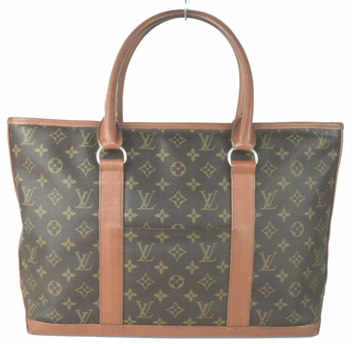Louis Vuitton - Monogram Sac Weekend MM Borsa a spalla