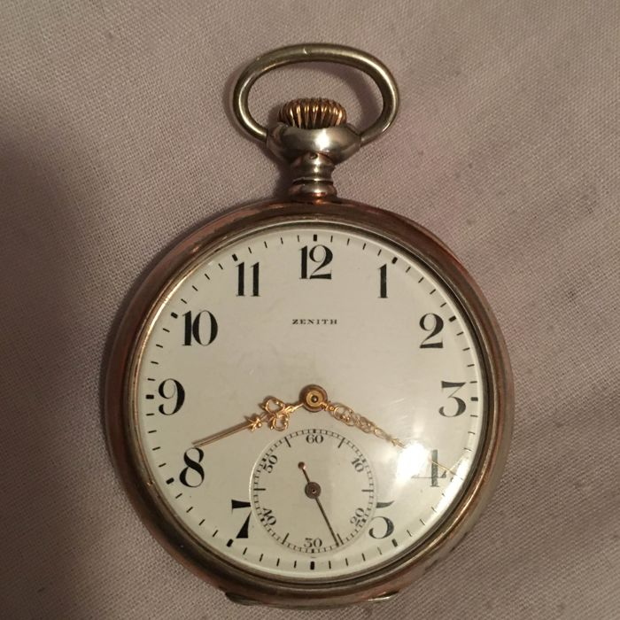 Zenith - pocket watch - NO RESERVE PRICE - 男士 - 1850-1900