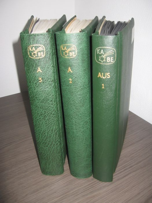 Austria 1960/1999 - Complete collection, collected in duplicate - Michel 1073 t/m 2301