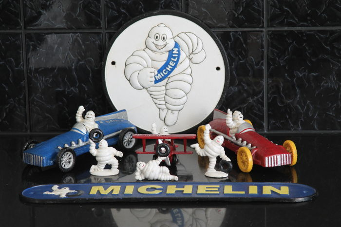 michelin - collection of collection items bibendum michelin (8) - Michelin - bibendum - 2005-2015