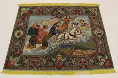 Rotes Meer Moses wasser quilen  - Tapis - 142 cm - 170 cm