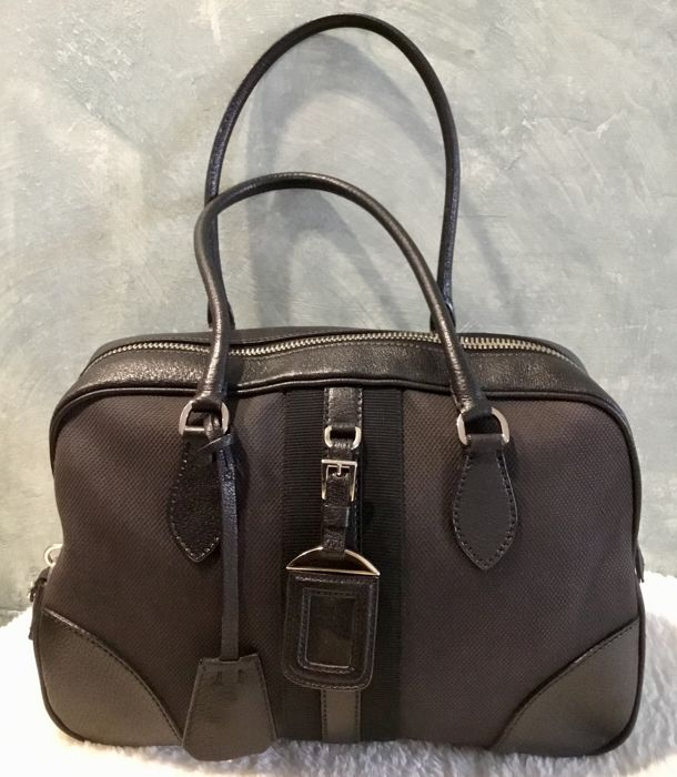 fb354b030c Prada - Boston bag Borsa a mano - Catawiki