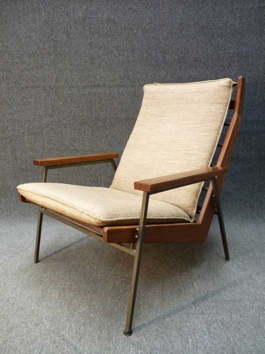 Rob Parry Fauteuils.Rob Parry De Ster Gelderland Lotus Armchair Catawiki