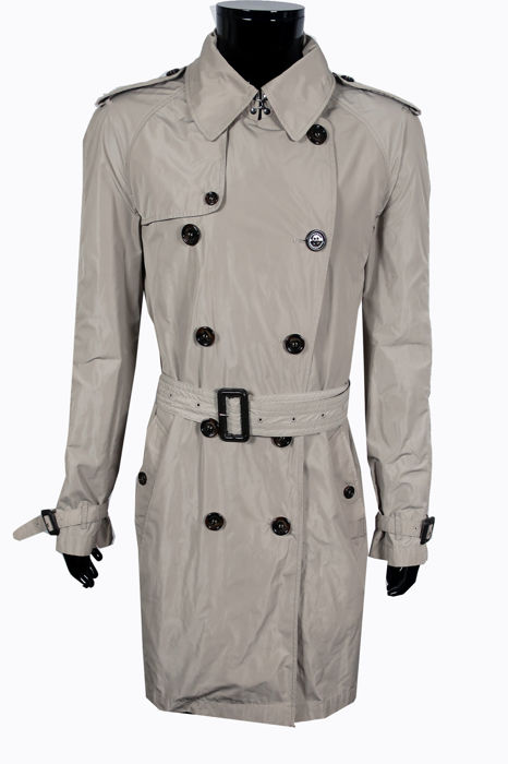 9b41e9c9daf8 Burberry London - Britton double breasted Trench Coat - As New ...