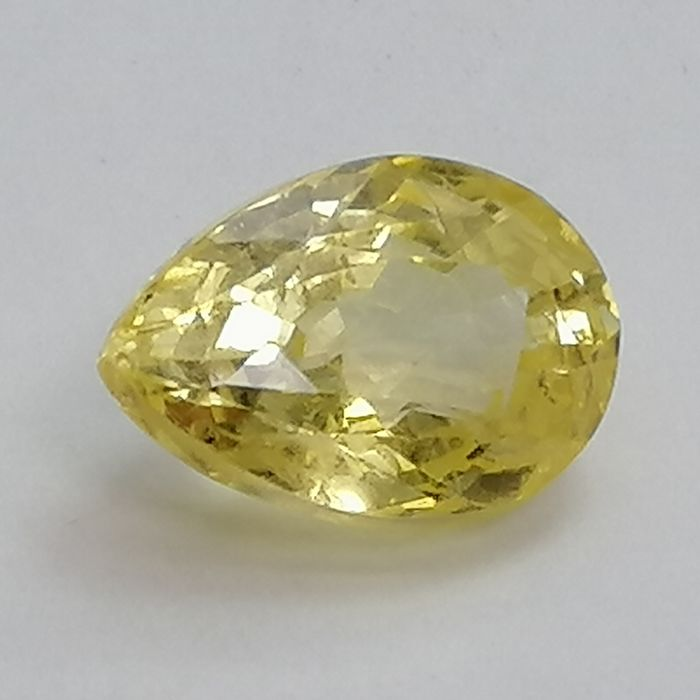 Amarillo Zafiro - 1.51 ct