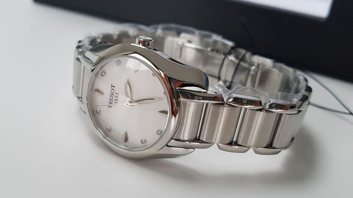 Tissot - luxury Diamond lady watch unworn  - Dames - 2019