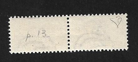 "Italy 1948 - Republic, parcels L.300 ""wheel"" mint perfect intact gum - Sassone N° 79"