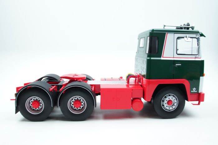 1:18 Road Kings Scania LBT 141 1976 green//red//white