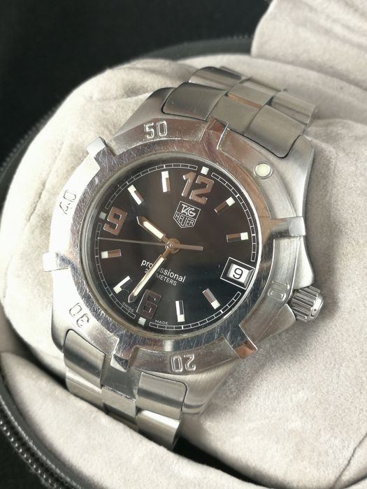 TAG Heuer - Professional 200m - WN1110 - Men - 2000-2010