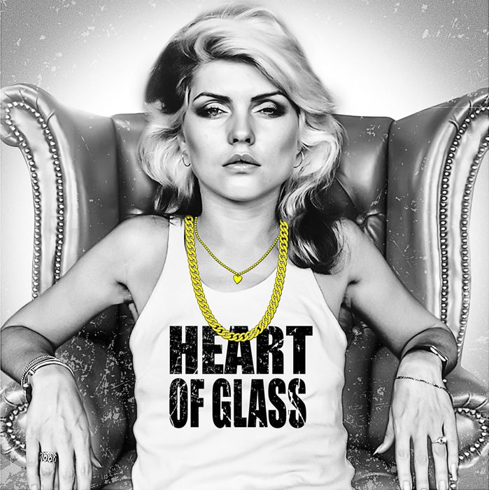 Mr Sly - Heart Of Glass (XL Print)