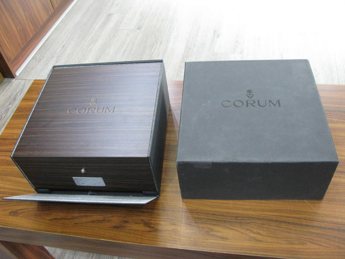 Corum - Golden Bridge Limited Edition watch box  - Uomo - 2000-2010