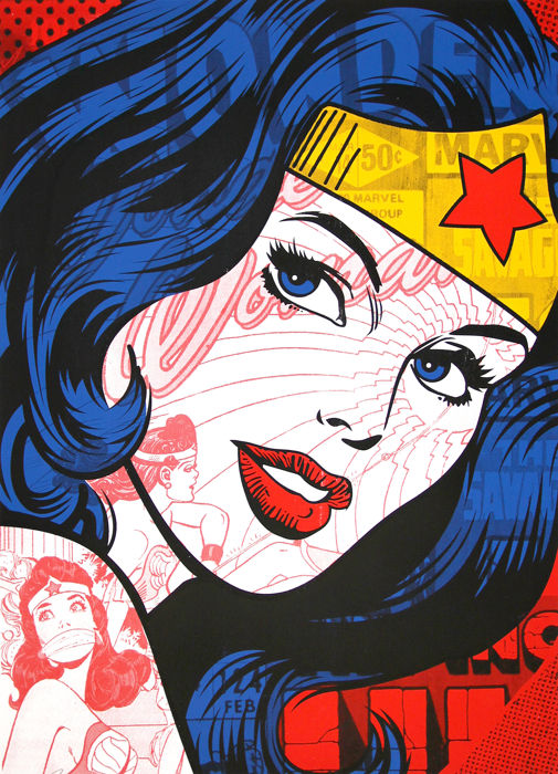 Motik One - Wonder Woman