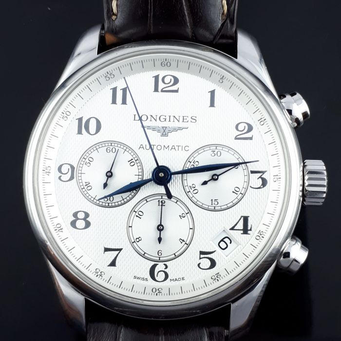 Longines - Master Collection Automatic 44mm - Ref: L696.2 - Heren - 2011-heden
