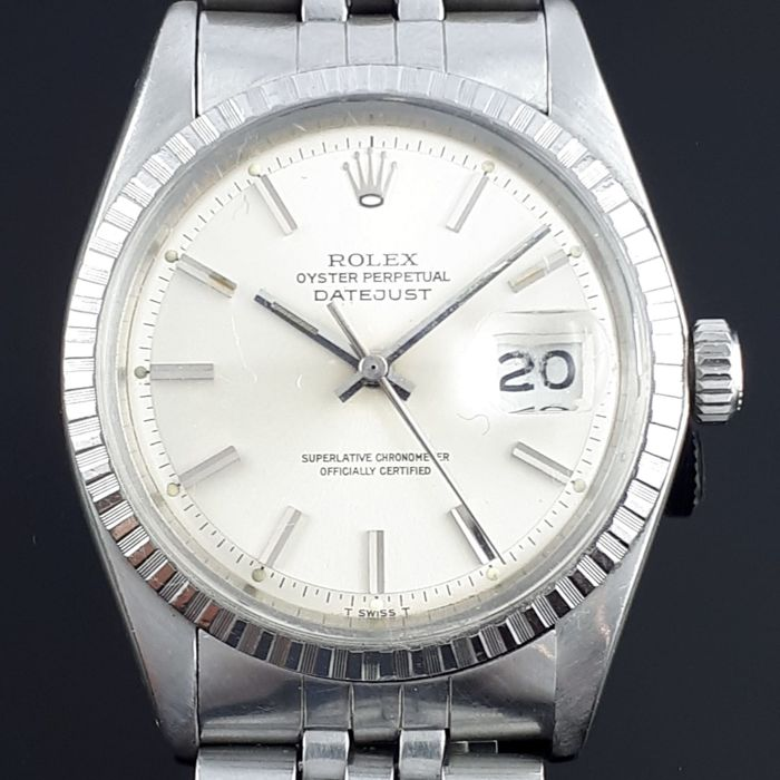 Rolex - Datejust Automatic, Stainless Steel - Ref: 1603 - Férfi - 1970-1979