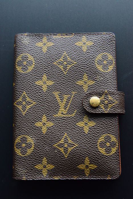 Louis Vuitton Agenda / Notebook-hoes