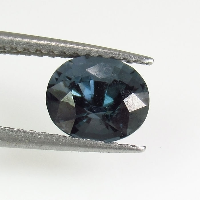 1 pcs No Reserve - Greyish Blue Spinel - 1.51 ct