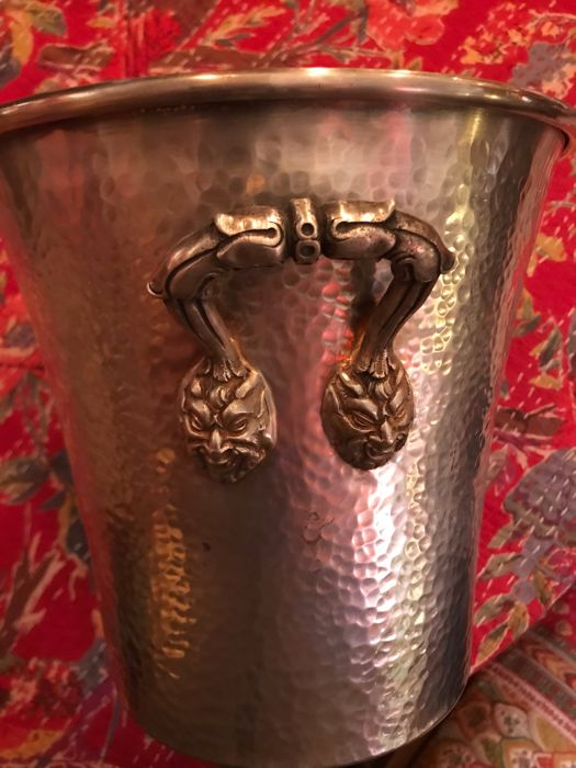 Suaglasse ice bucket glacette (1) - Sheffield - Italy - 1950-1999