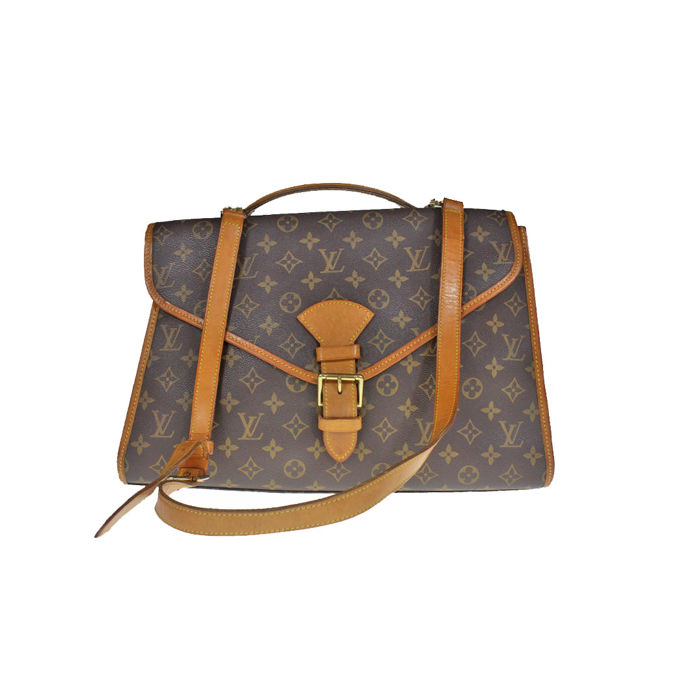 Louis Vuitton - Monogram BEVERLY Con Tracolla Ventiquattrore