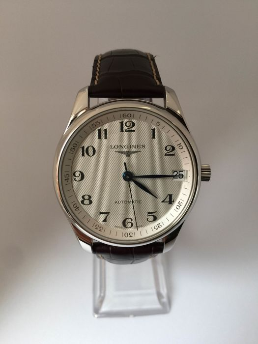 "Longines - Master Collection ""NO RESERVE PRICE"" - L2. 665.4 - Heren - 2011-heden"