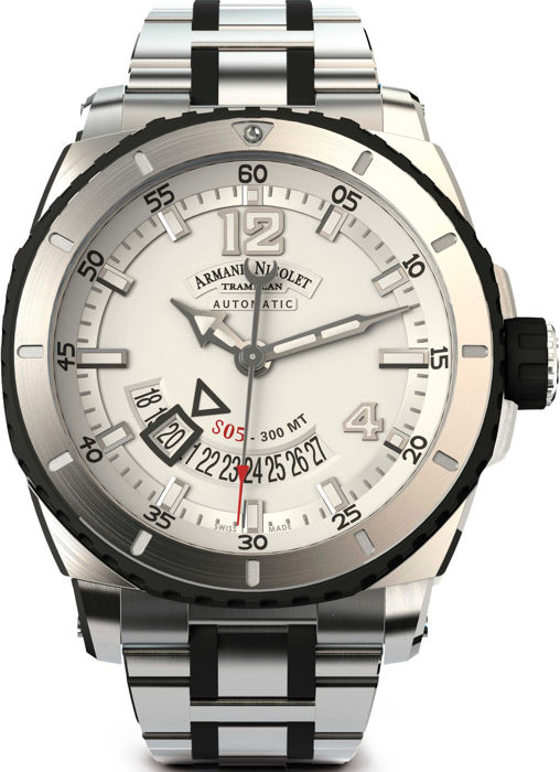 Armand Nicolet - S05  - A710AGN-AG-MA4710GN - Hombre - 2011 - actualidad