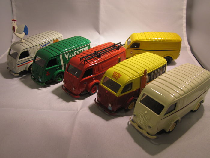 Macadam - 1:43 - 6x Renault - Made in Portugal