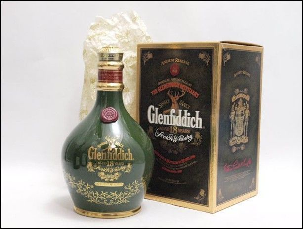 Glenfiddich 18 years old Ancient Reserve - 700ml