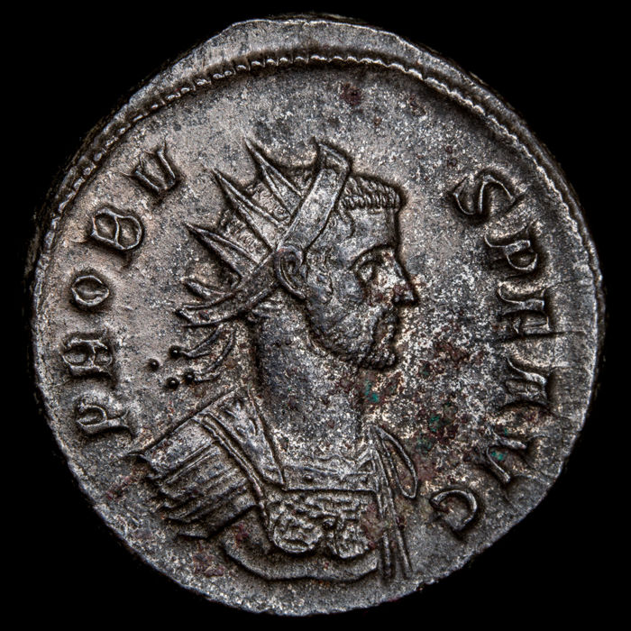 Roman Empire - Antoninianus  -Probus (276-282 A.D) Rome mint, VICTORIA AVG - Billon