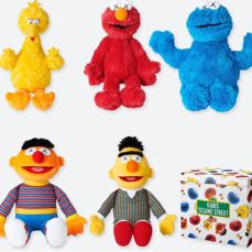 KAWS - Sesame Street Capsule Collection - Complete Boxed Set - U.S.