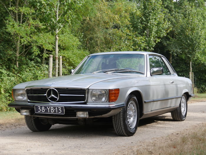 Mercedes-Benz - SLC 280 - 1976