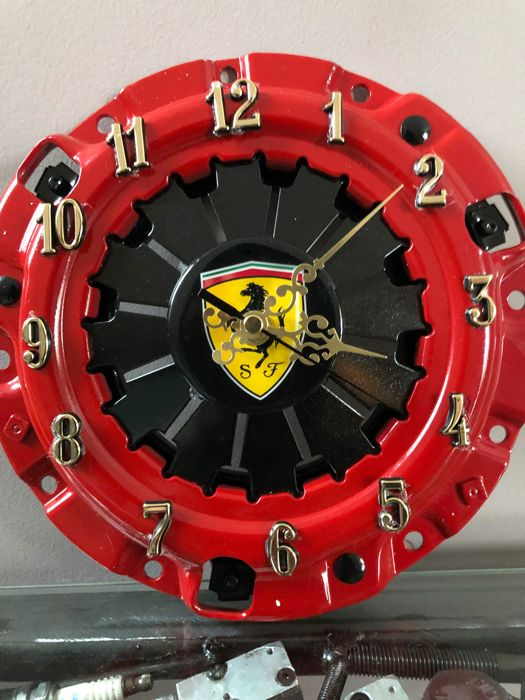 Limited edition - Zegar Exclusivo Scuderia Ferrari  - 2019-2019