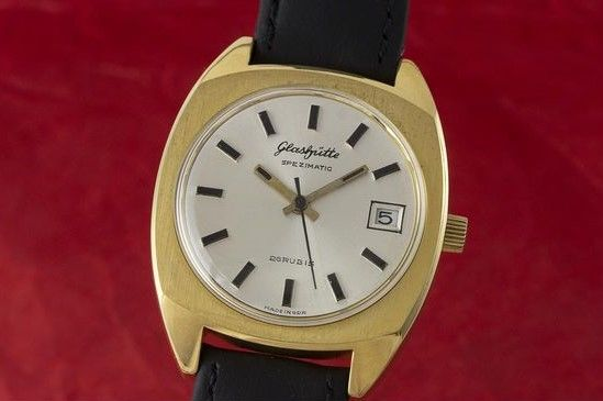 "Glashütte Original - Spezimatic - ""NO RESERVE PRICE"" - 464657 - Homme - 1970-1979"
