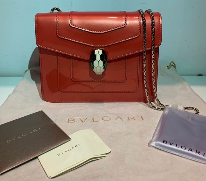 c5cd7b06216 Bulgari - Serpenti Forever Sac bandoulière - Catawiki