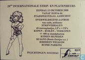 20ste Internationale strip- en platenbeurs