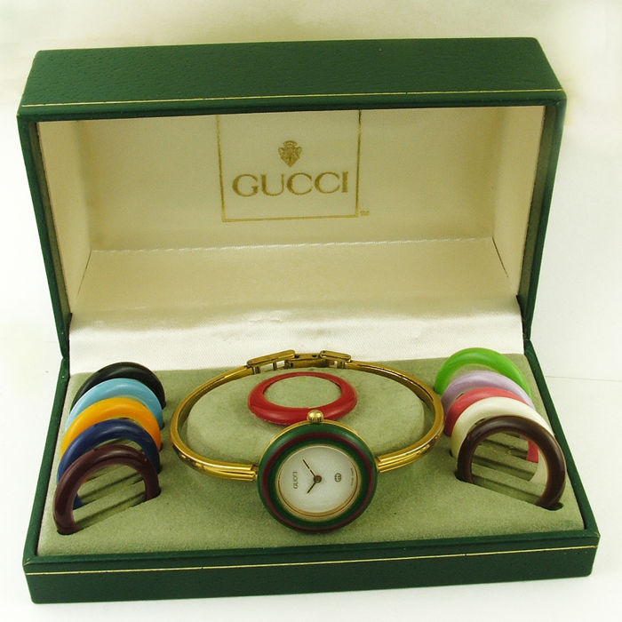 0d0c201a07ec Gucci - 1100-L vintage ladies  watch - Iconic piece from the 1980s ...