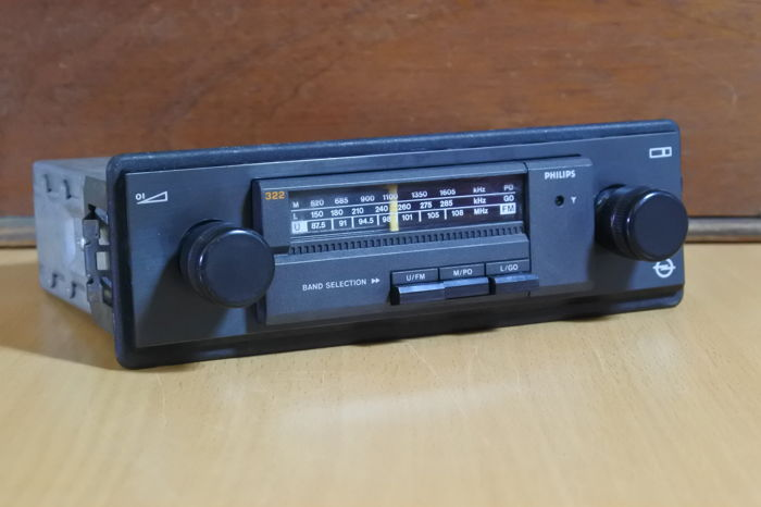 Philips - 322 UML - 1984-1988
