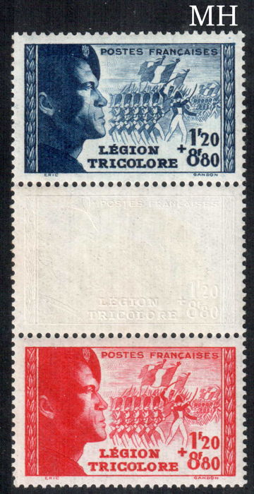 France 1942/1952 - selection