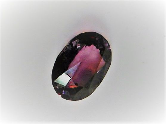 1 pcs violet roze Spinel - 1.32 ct