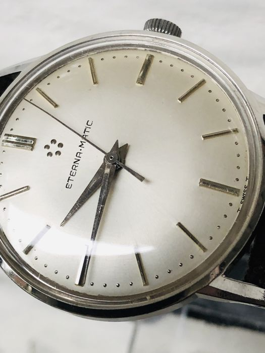 "Eterna-Matic - Eterna matic - ""NO RESERVE PRICE"" - 4982075 - Men - 1960-1969"
