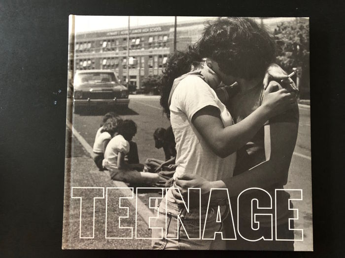 Signed; Joseph Szabo - Teenage - 2003