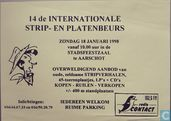 14e Internationale strip- en platenbeurs