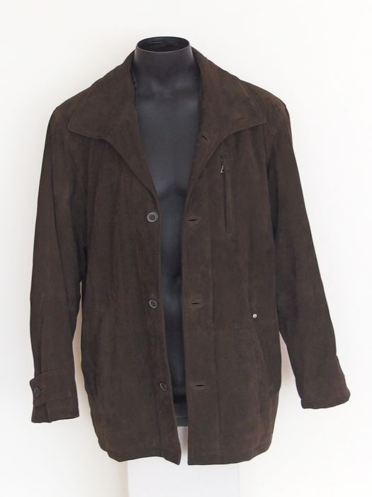 Leather jacket (suede) - Mercedes Benz - Collection - 1995